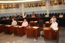 Vereadores aprovam 17 proposituras durante 57ª Sessão