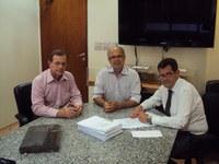 Baraldi participa de reunião na CDHU em São Paulo