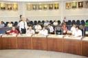 Câmara discute abertura de crédito em sessão extraordinária