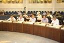 Dezenas de proposituras são votadas em primeira e segunda discussões