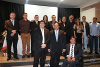 Entrega da Medalha 14 de Abril a Neto Junqueira surpreendeu os presentes