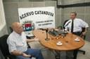 Haroldo Guimarães é entrevistado no Acervo Catanduva