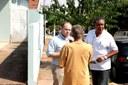 Julinho monitora obras em unidade de saúde e parque ecológico