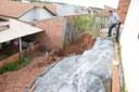 Muros de arrimo: morador do Pachá II pede ajuda a Wilson Paraná