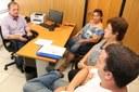 Onofre reúne-se com diretora Presidente do SINDICOMUNITÁRIO de SP e Agentes Comunitários de Saúde de Catanduva