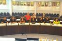 Paraná recebe alunos do Senac na Câmara Municipal