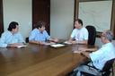 Vado reúne prefeito e Vicentinos para ampliar assistência a bairros carentes