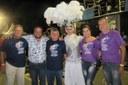 Vereadores 'caem no samba' e elogiam Carnaval de Catanduva