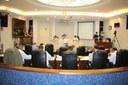 Vereadores apreciam 14 proposituras na próxima sessão ordinária
