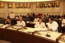 Vereadores apreciam dez matérias na sessão de terça-feira