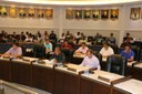 Vereadores discutirão 15 proposituras nesta terça-feira (11/04)