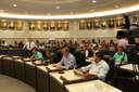 Vereadores discutirão durante 8ª Sessão Ordinária três processos e 4 projetos