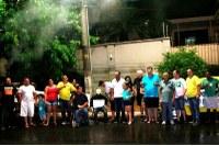Vereadores participam de manifesto em favor dos Servidores Públicos Municipais