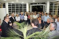 """Vereadores prestigiam inauguração da nova """"Ala Marfim"""" no Hospital Emílio Carlos"""