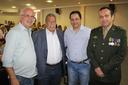 Vereadores prestigiam solenidade de transmissão do cargo de Delegado em Catanduva e inauguração da galeria dos retratos
