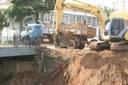Wilson Paraná acompanha desassoreamento do rio São Domingos
